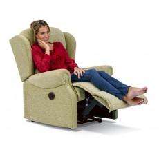 Sherborne Ashford Standard Fabric Power Recliner Chair