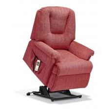 Sherborne Milburn Petite Fabric 2 Motor Rise And Recline Chair