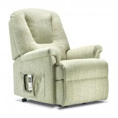 Sherborne Milburn Standard Fabric 2 Motor Rise And Recline Chair