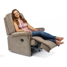 Sherborne Milburn Standard Fabric Power Recliner Chair