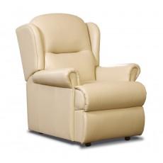 Sherborne Malvern Small Leather Chair