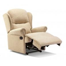 Sherborne Malvern Standard Fabric Manual Recliner Chair