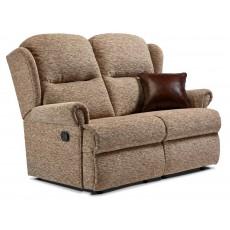 Sherborne Malvern Standard 2 Seater Fabric Manual Recliner Sofa