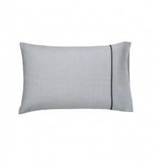 Bedeck Of Belfast Cadenza Grey Standard Housewife Pillowcase