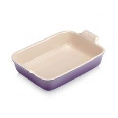Le Creuset Heritage Deep Rectangular Dish Ultra Violet