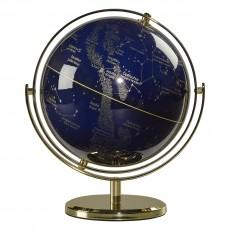 Wild and Wolf Globe With Swivel Stand 8' - Night Sky