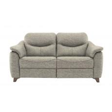 G Plan Jackson Fabric 3 Seat Static Sofa