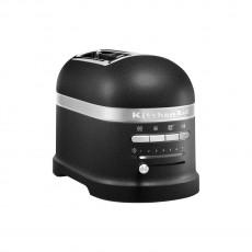 Kitchenaid 5KMT2204BBK Artisan 2 Slot Toaster - Cast Iron Black