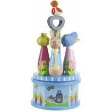 Orange Tree Toys Peter Rabbit Musical Carousel