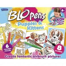 Blopens Activity Set - Puppies & Kittens