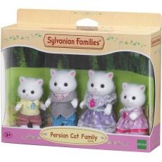 Sylvanian Families Persian Cat Family