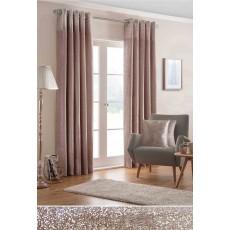 Design Studio Nova Blush Curtains