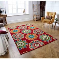 Oriental Weavers Siena 8321 Red Rug
