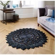 Oriental Weavers Zarla Black Rug