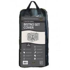 Garland Premium 2 Seater Small Bistro Cover - Black