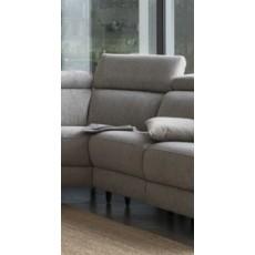 Parker Knoll Evolution Design 1701 Leather Armless Corner Section