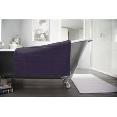Deyongs Bliss Luxury Bath Mat - Aubergine