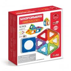 Magformers Basic Plus 14pc Set