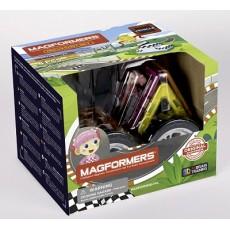 Magformers Rally Kart Girl Racer