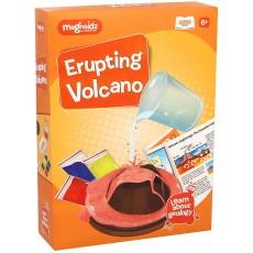 Magnoidz Erupting Volcano Science Kit