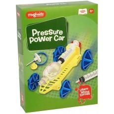 Magnoidz Pressure Power Car Science Kit