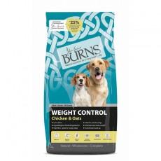 Burns Weight Control & Chicken 12Kg Dog Food