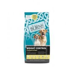 Burns Weight Control & Chicken 2Kg Dog Food