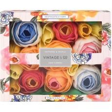 Heathcote & Ivory Vintage & Co. Patterns & Petals - Soap Flowers