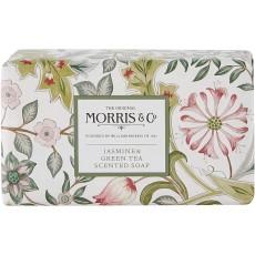 Morris & Co Jasmine & Green Tea - Scented Soap