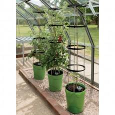 Garland Self Watering Grow Pot Planter - Green