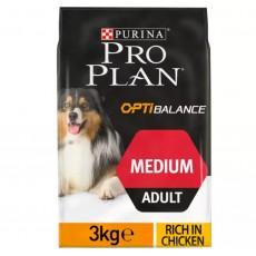 Pro Plan Medium Adult Chicken Dog Food