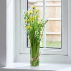 Sunshine Faux Home Bouquet 40Cm