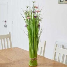 Floral Fantasy Faux Home Bouquet 70Cm