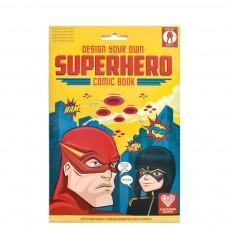 Clockwork Soldier Design Your Own Superhero Comic Book Gift