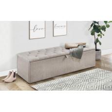 Julian Bowen Ravello Fabric Blanket Box