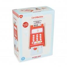 Le Toy Van Card Machine
