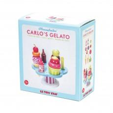 Le Toy Van Carlo's Ice Cream Stand