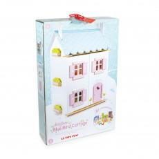 Le Toy Van Blue Bird Cottage & Furniture