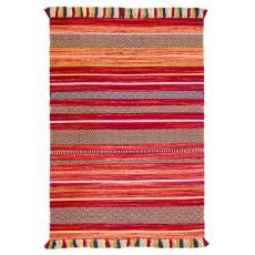Oriental Weavers Kelim Stripe Red Rug