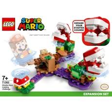 Lego 71382 Super Mario Piranha Plant Puzzling Challenge Expansion Set