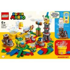 Lego 71380 Super Mario Master Your Adventure Maker Set