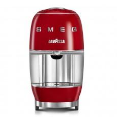 Smeg & Lavazza 18000456 Espresso Coffee Machine - Red