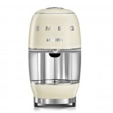 Smeg & Lavazza 18000463 Espresso Coffee Machine - Cream