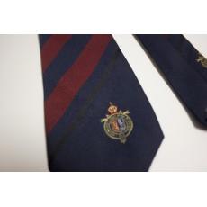 The Kings School Grantham House Tie Black (School)
