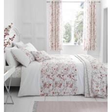 Catherine Lansfield Jasmine Floral Duvet Set