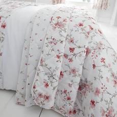Catherine Lansfield Jasmine Floral Bedspread