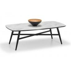 Julian Bowen Caruso Marble Effect Coffee Table