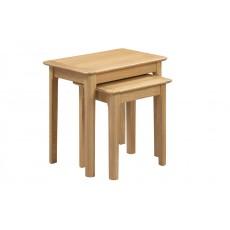 Julian Bowen Cotswold Nest Of 2 Tables