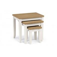 Julian Bowen Davenport Nest Of Tables