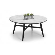 Julian Bowen Firenze Marble Effect Coffee Table